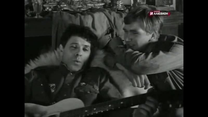 Пётр Тодоровский в фильме Марлена Хуциева Был месяц май (1970).