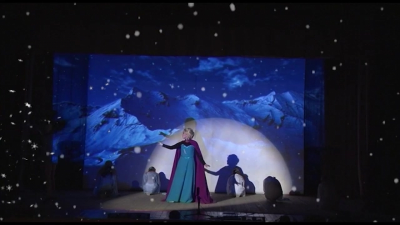 мюзикл Холодное сердце 2018 трейлер