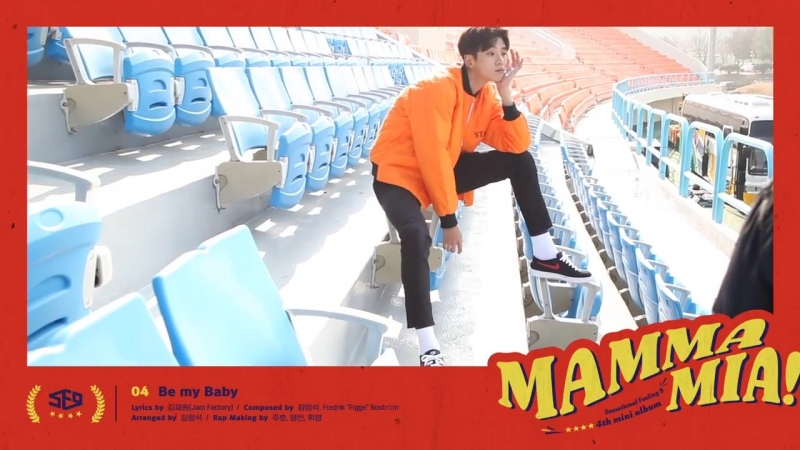 SF9 - 4th Mini Album [MAMMA MIA!] Highlight Medley _ MAMMA MIA Numbers
