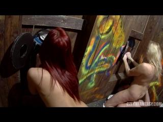 Czech fantasy 11 - part 7 [group, amateur, czech, hardcore, all sex, порно, секс, минет, сперма, new porno]