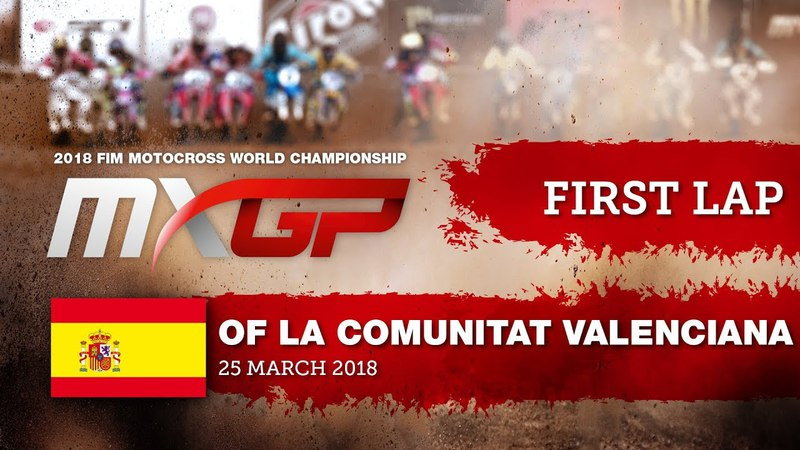 First GoPro Lap with Jorge PRADO MXGP of La Comunitat Valenciana Redsand 2018 motocross