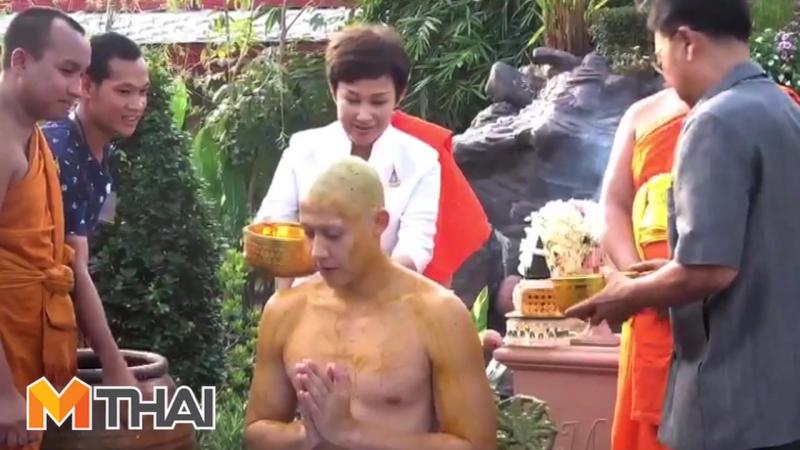 Церемония пострига Марка в монахи 2