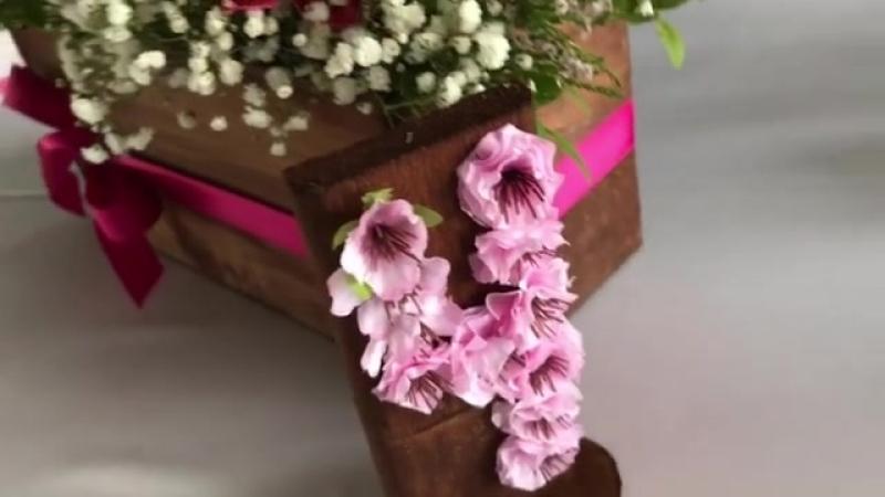 Детали нашего сегодняшнего свадебного оформления для Кирилла и Юлии 💕💚🌸🌷🌺💑 weddingdecor weddingflowers floristiq floristiq_c