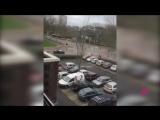 Шторм в Голландии