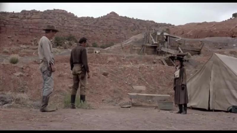 Вестерны Огонь на поражение 1966 Фильм про индейцев Вестерн