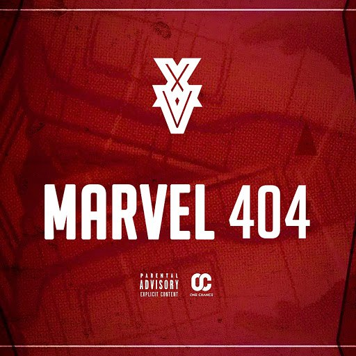 XV альбом Marvel 404