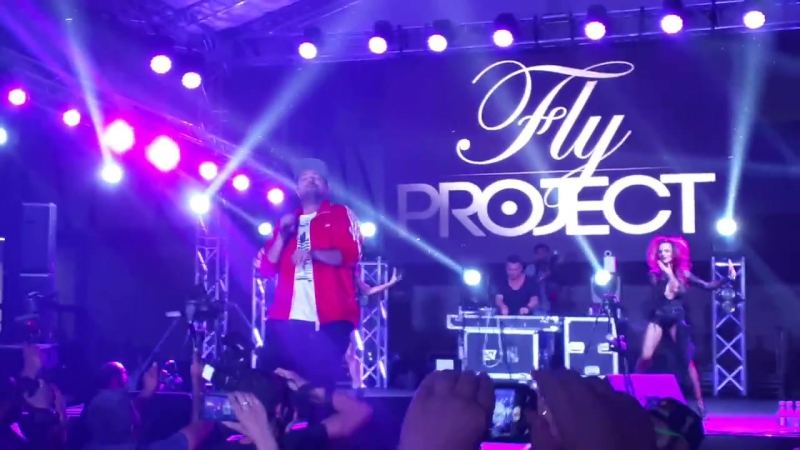 Live: Fly Project - Musica