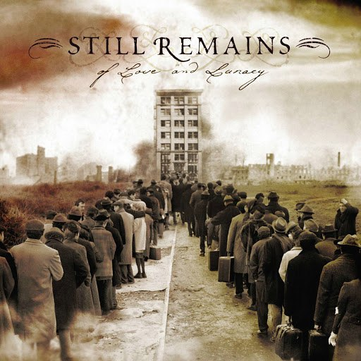 Still Remains альбом Stay Captive [Single track] [Int'l release]