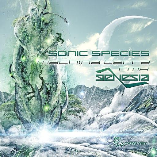 Sonic Species альбом Machina Terra