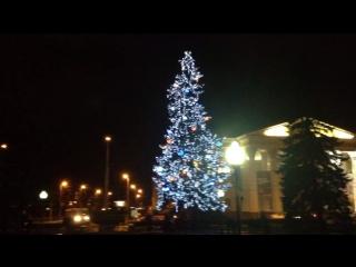 Новогоднее поздравление (TVDEREVO)