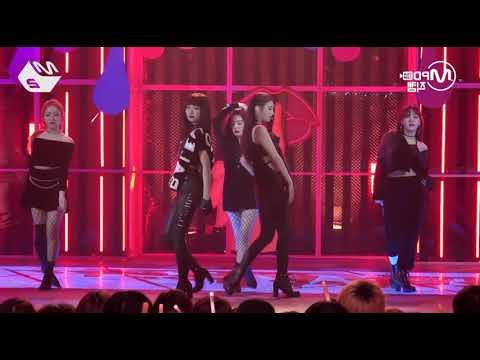 Red Velvet bad boy mirror fancam