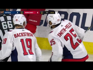 Highlights: WSH vs CAR Jan 2, 2018