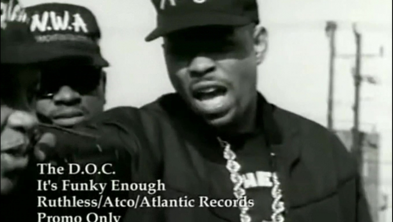 The D.O.C - It's Funky Enough..HD