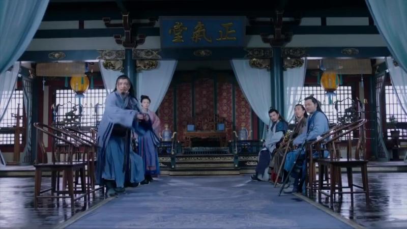 Xem Phim Tân Tiếu Ngạo Giang Hồ _ Tập 9