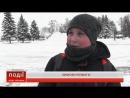 Події UA Донбас На центральній площі Білокуракиного для дітей спорудили снігову гірку 26 01 2018