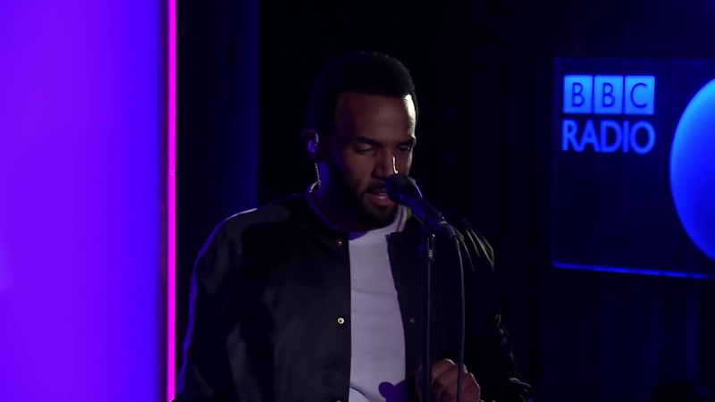 Craig David - Say My Name-Feed Em To The Lions Mash Up in the Live Lounge