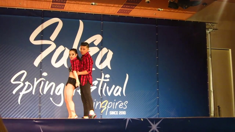 Byron Ariadni (Ecuador Greece) @7th Salsa Spring Festival_May2016