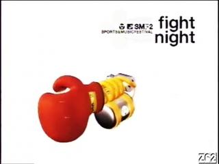 Sticky Fingaz (rap artist) vs. Simon Woodstock (skateboarder) (MTV Sports Music Festival 2) [October 27, 1998]