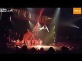 Акробат цирка Cirque du Soleil упал с высоты