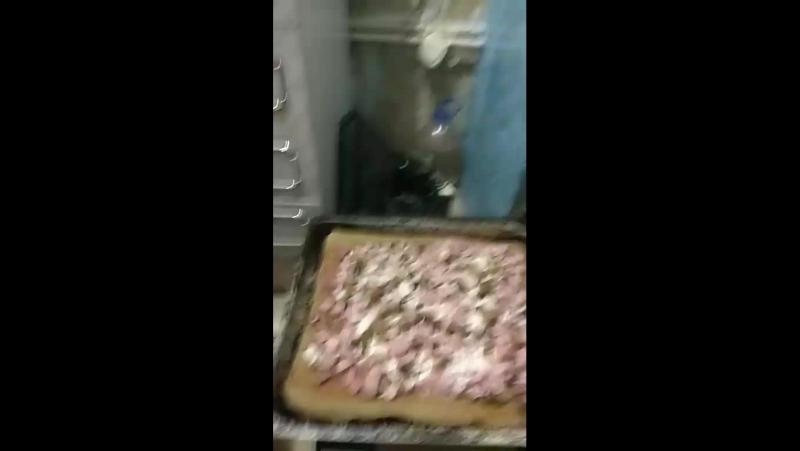 пицца по комсомольски