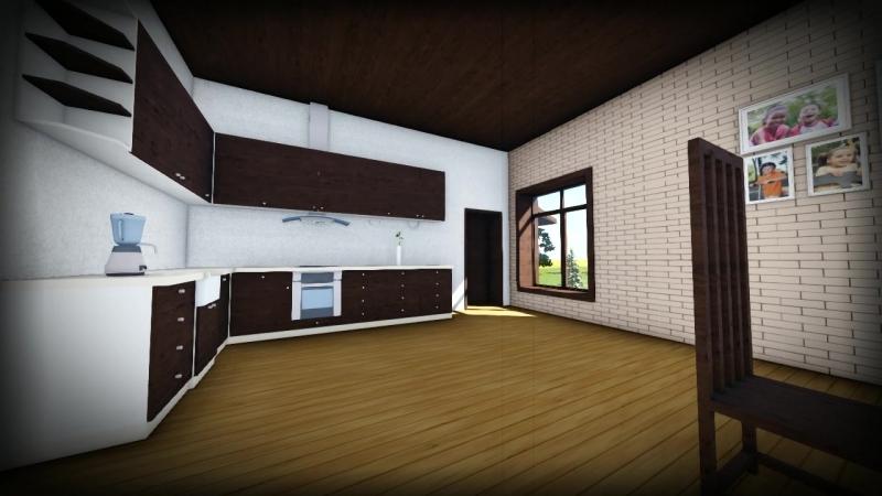 Проект дома в Кохме