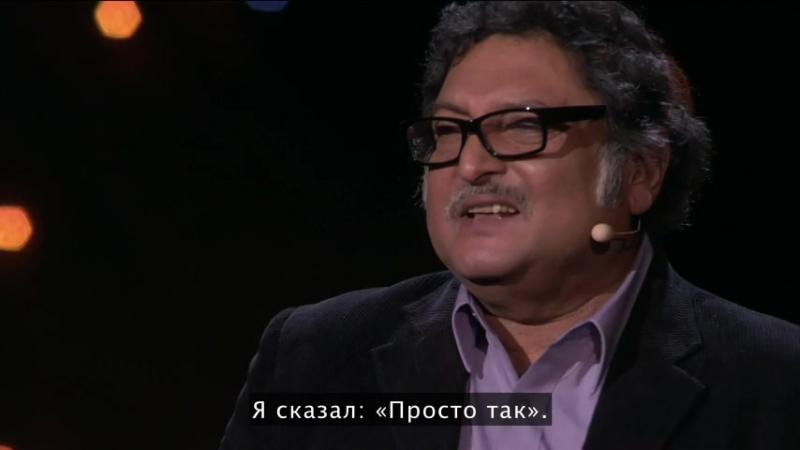 Sugata Mitra. Build a School in the Cloud