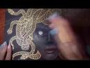 Горгона Медуза др.-греч. Μέδουσα — «защитница, повелительница» — наиболее известная из трех сестёр горгон, чудовище с женс