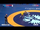 Чемпионат Мира по борьбе 2017 Финалы женщины вольная борьба 23 августа 2017 E.Nilsson vs M.Fazzari