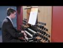 686 J S Bach Aus tiefer Not schrei ich zu dir BWV 686 Pro Organo pleno Daniel Bruun