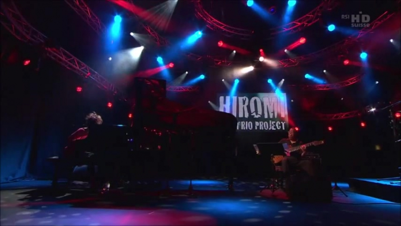 Hiromi Uehara (Хироми Уехара) Hiromi The Trio Project - Delusion [LIVE] 2011 г.
