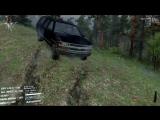 SpinTires  Chevrolet Suburban GMT400