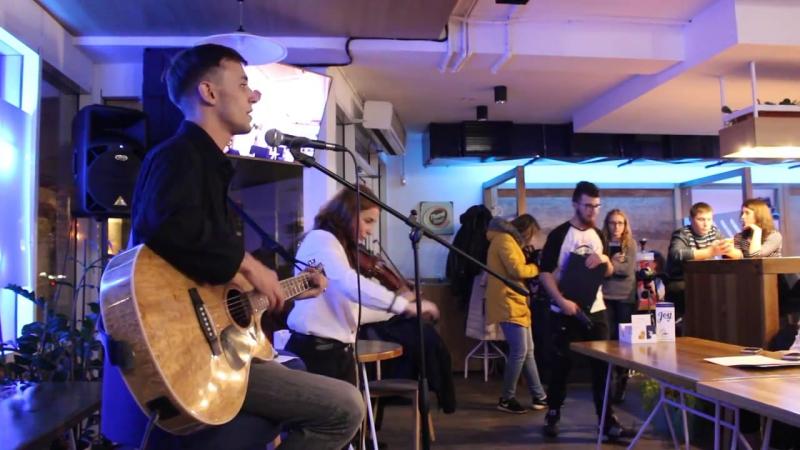 горизонты - спутники (Pianoбой live cover in Joy Lounge 03.11.17)