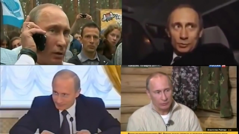 Владимир Путин подборка из 9312 видео онлайн в хорошем