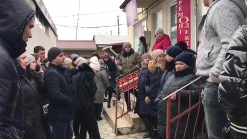 Комратские торговцы возмущены обысками таможенной службы из Кишинева