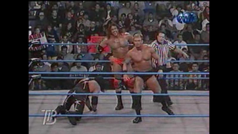 Титаны реслинга на ТНТ и СТС WCW Nitro October 30 2000