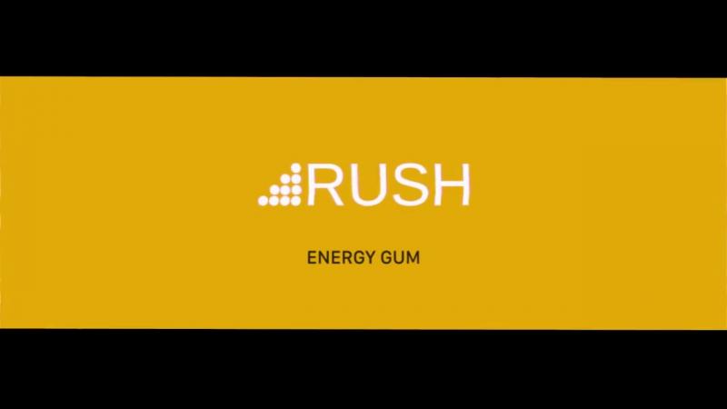 [RUSH ENERGY GUM]