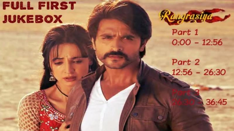 Rangrasiya serials songs Full Album Jukebox