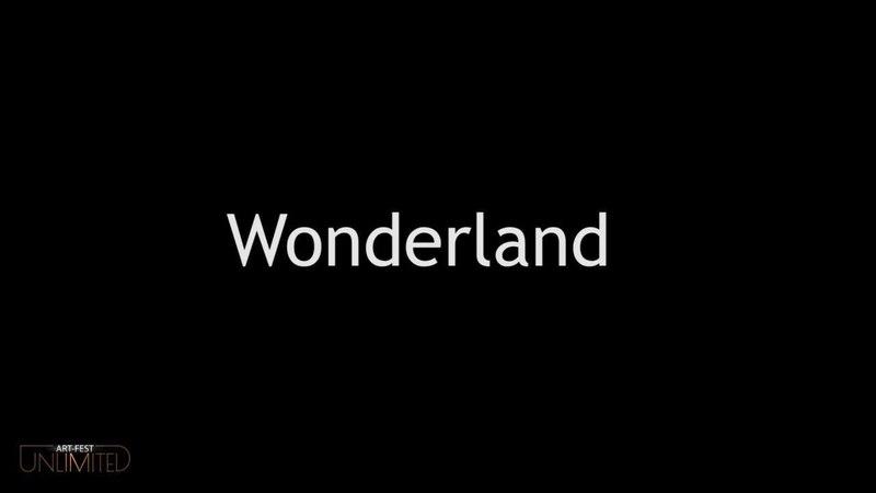 Wonderland Peek A Boo Red Velvet cover