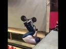 Mini BMX Fail
