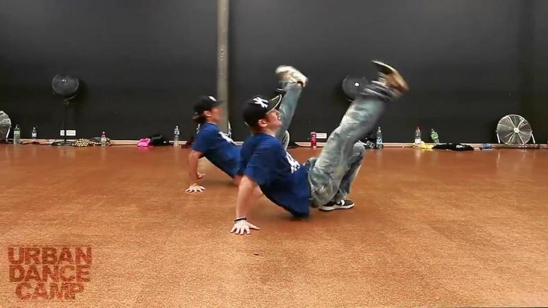 Scream - Usher - Hilty Bosch Showcase Locking Popping - 310XT Films - URBAN DANCE CAMP