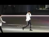 [fancam] 180225 Sehun @ PyeongChang Olympic Winter Games 2018: Closing Ceremony