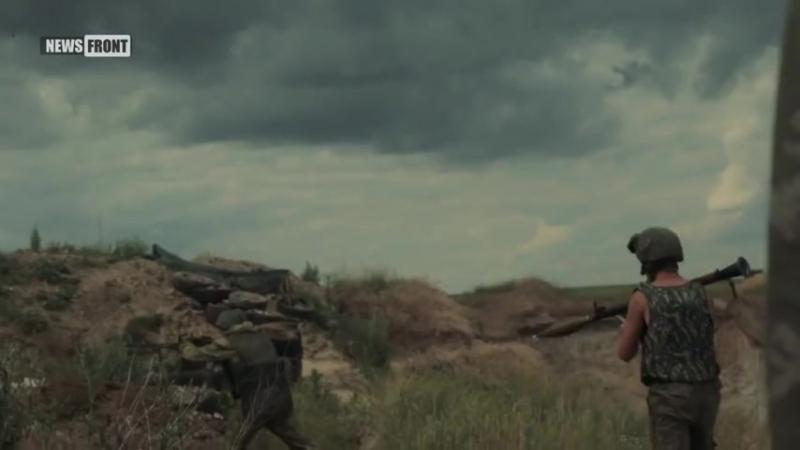 «Я — пламя Вечного огня». Война на Донбассе. Автор_ Дмитрий Дяченко
