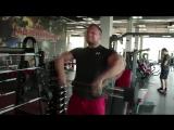 Тренировка плечи и бицепс / Адреналин