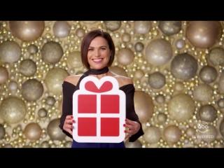 ABC – Share The Joy (Lana Parrilla, Dania Ramirez, Gabrielle Anwar)
