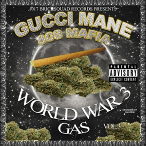 Gucci Mane альбом World War 3 (Gas)