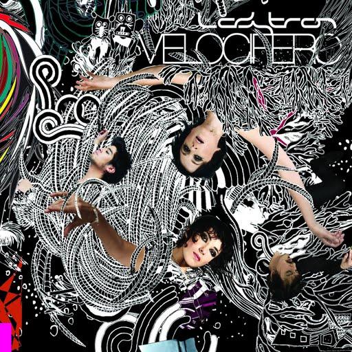 Ladytron альбом Velocifero
