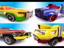 Хот Вилс Грузовики Мультики про Машинки Игры Гонки Hot Wheels Race Off