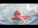 7 СПАРТАКИАДА по плаванию Играем, плаваем, ныряем! - 2018