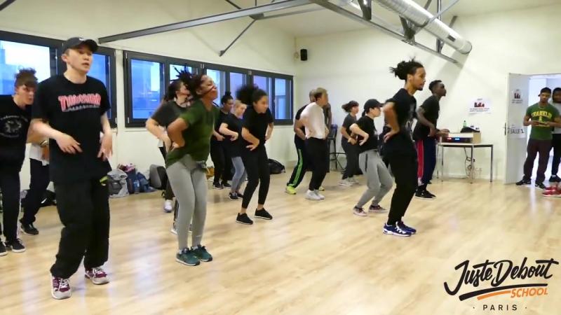 JUSTE DEBOUT SCHOOL workshop by Diablo Premier | Danceproject.info