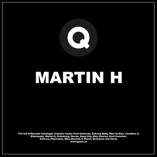 Martin H альбом Kombak
